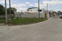 Terreno en venta Calle Tulipanes y Laureles Fracc Laureles