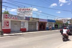 Locales en renta en la avenida Álvaro Obregón