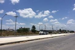Renta terreno en Avenida prolongacion Benito Juarez