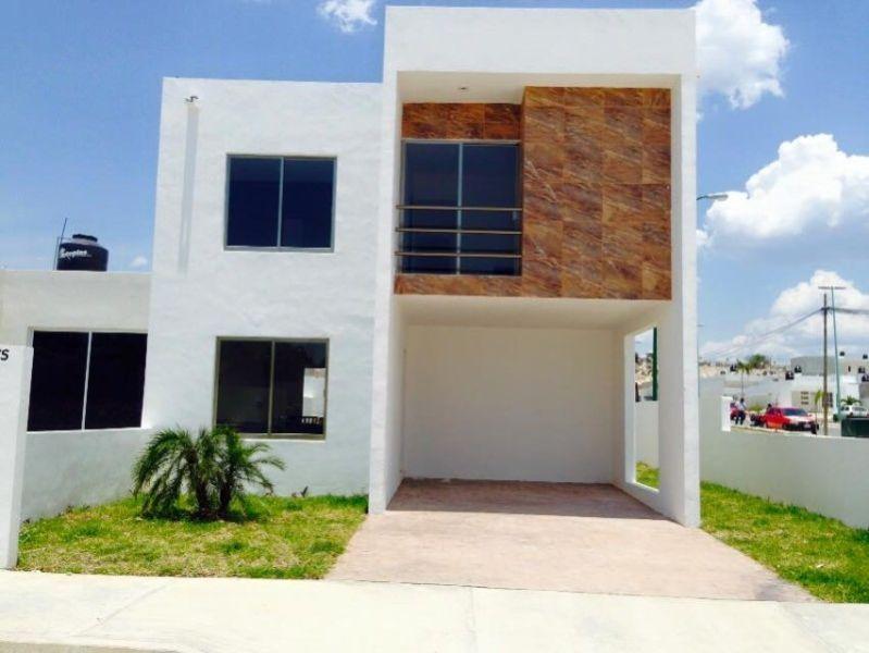 Fraccionamiento bosque real modelo real casa dan bienes for Casas puerta del sol bosque real