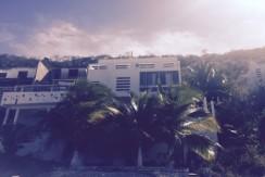 venta casa en playa privada   san lorenzo