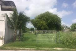 Venta de terreno en colonia tomas Aznar