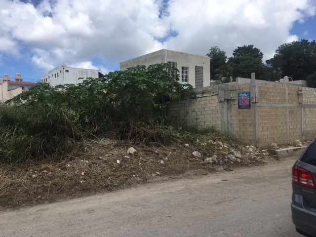 venta de terreno sobre Av. Lopez Portillo