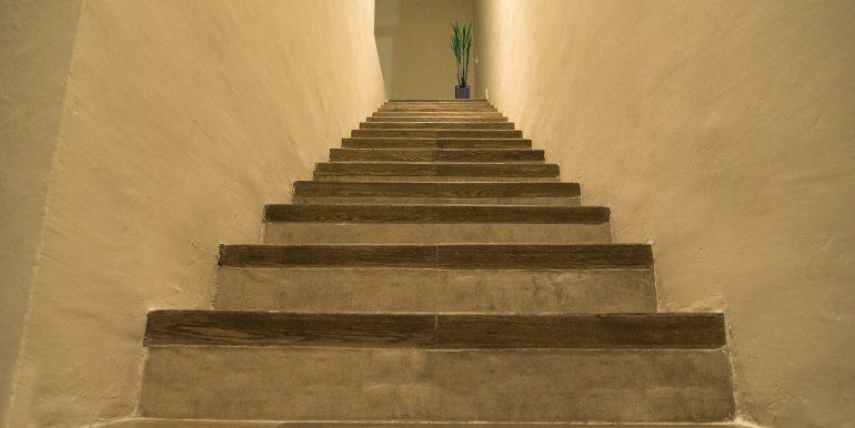 Escalera Belén